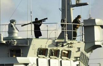 Провокация: фотография российского военного с ПЗРК на фоне Стамбула