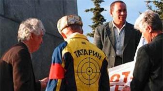 Очередные пытки и похищения татар в Крыму