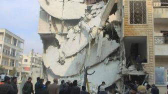 Российские «космонавты» продолжают убивать мирных жителей Сирии, но не совсем безнаказанно (сбит самолёт)