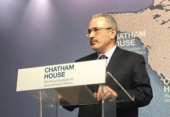Ходорковский прогнозирует скорую революцию в России