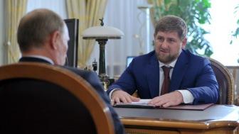 Путин согласился отдать Кадырову чеченскую нефть