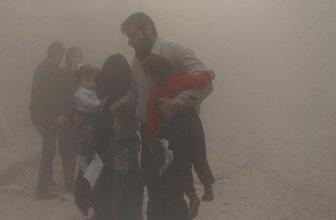 Асад вновь применил химическое оружие