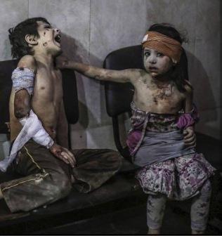 Российские авиаудары по школе в Сирии: несколько десятков погибших, в том числе дети