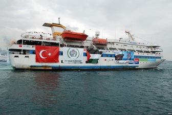 """Израиль должен Турции компенсацию за """"Флотилию свободы"""""""