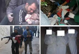 Убийство мирных сирийцев Россия не признает