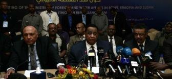Египет, Судан и Эфиопия обсуждают судьбу Нила