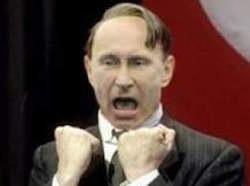 Выступление Путина: подавленность, ненависть, исламофобия