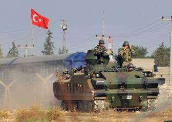 Ответ Анкары на российскую военную эскалацию в Сирии