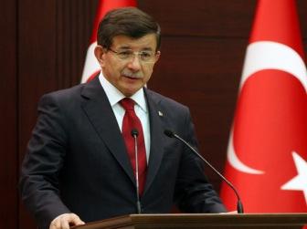 Давутоглу: необходимо возвратить Азербайджану оккупированные территории