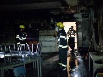Израильские поселенцы сожгли в Галилее палестинскую школу