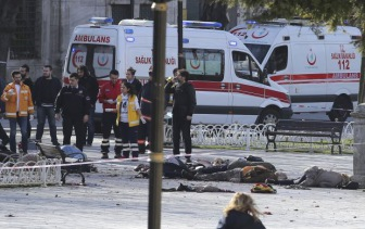 В Анкаре считают, что теракт в Стамбуле совершил член ИГ