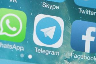Мессенджер Telegram заблокирован в Саудовской Аравии