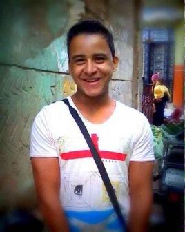 Жертва египетского режима Махмуд Хусейн