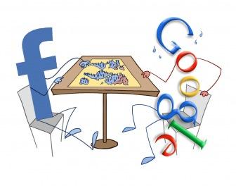 Facebook и Google может заблокировать советник президента Путина