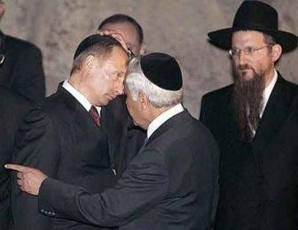 Россия как Израиль: Путин позвал евреев из Европы