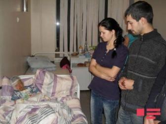 Бывший милиционер поджог дом азербайджанцев