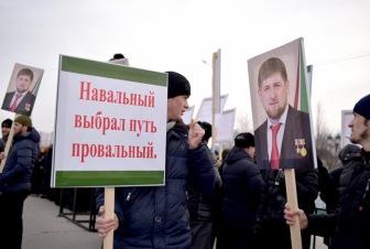 Парад флэш-мобов: Кадыров vs Либералы