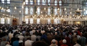 Турецким чиновникам дадут перерывы на Пятничную молитву