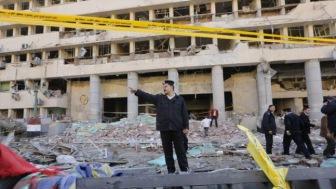 Египетские теракты: Гиза и Каир.