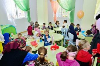 Крым: налет на исламский детский сад