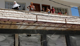 В осажденной войсками Асада Мадайе голод