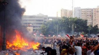 37 арестованных и 3 убитых в годовщину египетского переворота