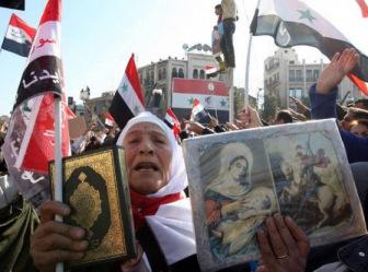Христиане Сирии говорят о преступлениях режима Асада.