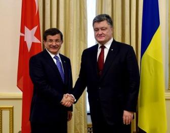 Турция и Украина имеют общие позиции по Крыму и Сирии