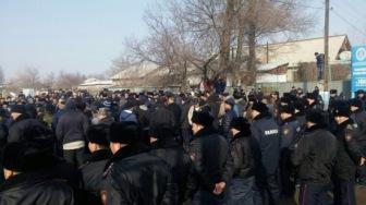 Асабийская резня на юге Казахстана