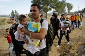 Около 4 млн. беженцев может принять Германия