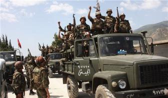 Под Дамаском Джейш аль Исламом организована крупнейшая засада