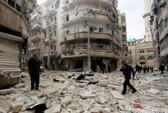 Российский плевок в народ Сирии