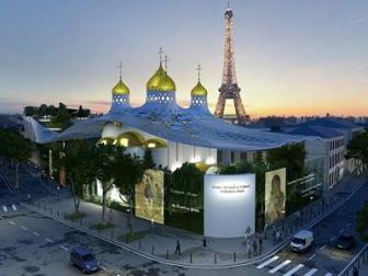 """""""Кина не будет"""": участок Православного центра в Париже арестован"""