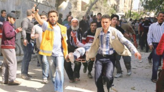 Российские ВКС и армия Асада наносят авиаудары по сирийским больницам