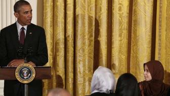 В мечети побывает Барак Обама – впервые за время работы президентом.