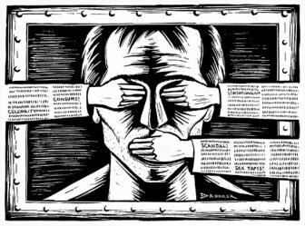 За советы относительно путей обхода блокировки сайтов в России будут штрафовать