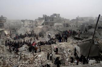 Алеппо - поворотная точка в войне в Сирии