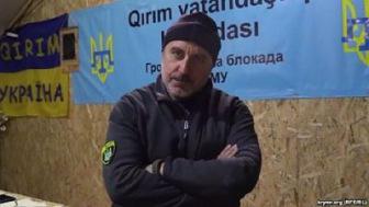 Организатор блокады обратился к жителям Крыма