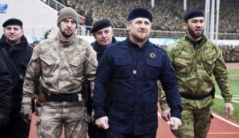 О нахождении в Сирии спецназа из Чечни рассказал Рамзан Кадыров