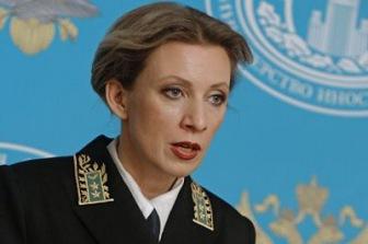 Марии Захаровой не нужна дружба Турции