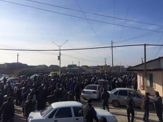 Закрытие мечети в Хасавюрте. Кнут и пряник для салафитов Кавказа