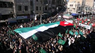 Иорданские ихваны объявили о независимости