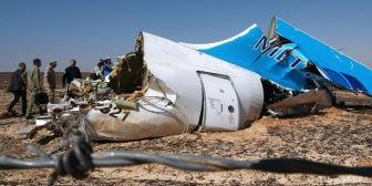 Египетские власти впервые признали, что теракт стал причиной крушения  российского самолета