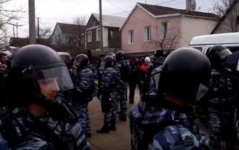 ЕС осудил недавние аресты в Крыму