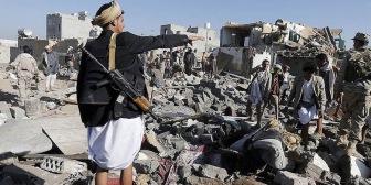 Йеменская армия продвигается в направлении к Сане