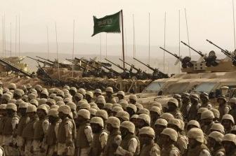 Масштабнейшие учения Ближнем Востоке  организует королевство СА
