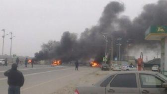 СМИ сообщают, что взрыв у дагестанского ДПС, был устроен  бывшим студентом одного из астраханских вузов