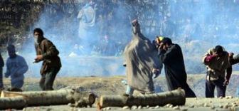 В Кашмире разгораются столкновения