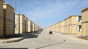 Первые двухэтажные дома построит беженцам Турция