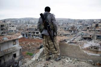 От войны в Сирии выигрывают только курды
